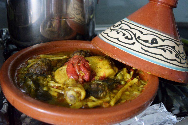 Cuisine traditionnelle du Maghreb sur commande à Sclayn