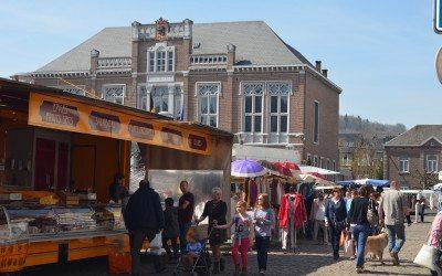 Retour du marché hebdomadaire sur la Place des Tilleuls dès le 3 juillet