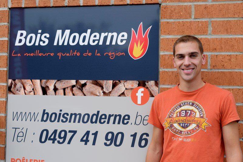 Bois Moderne, un spécialiste de 1er choix pour vous chauffer !