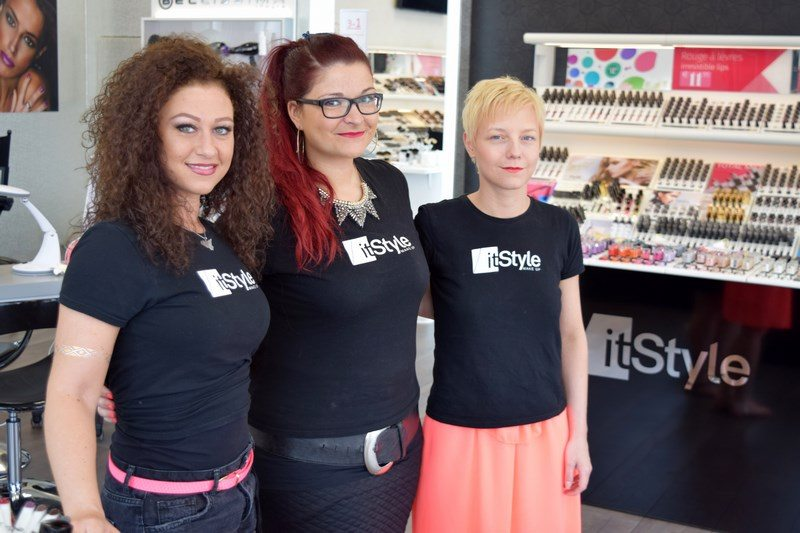 Une boutique 100% make up à Andenne