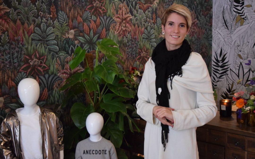 Passionnée de mode depuis toujours, Axelle ouvre sa 2ème boutique