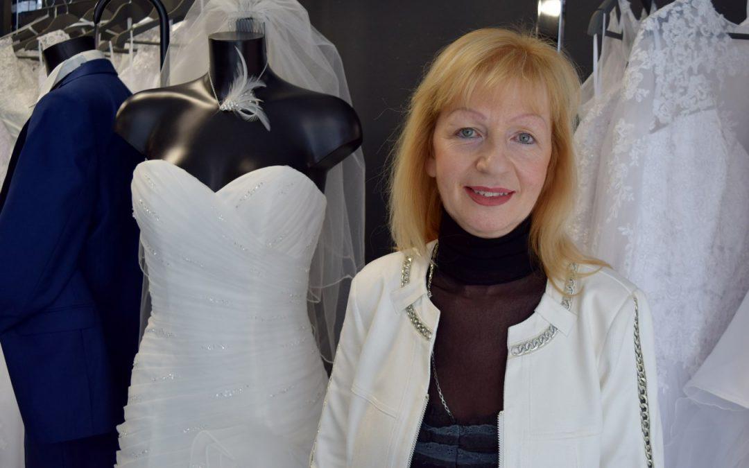 Reflet Ambré, le spécialiste des tenues de mariage et cérémonie s'installe à Andenne