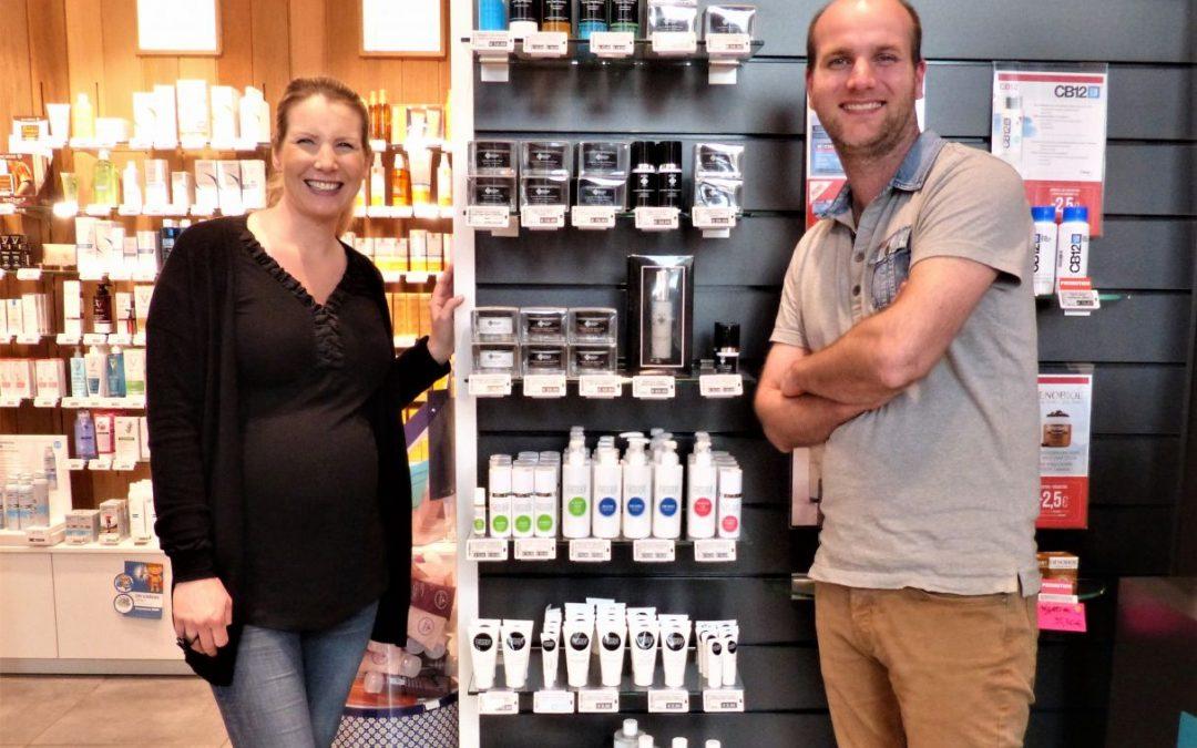 La pharmacie Degée lance sa propre gamme de cosmétiques