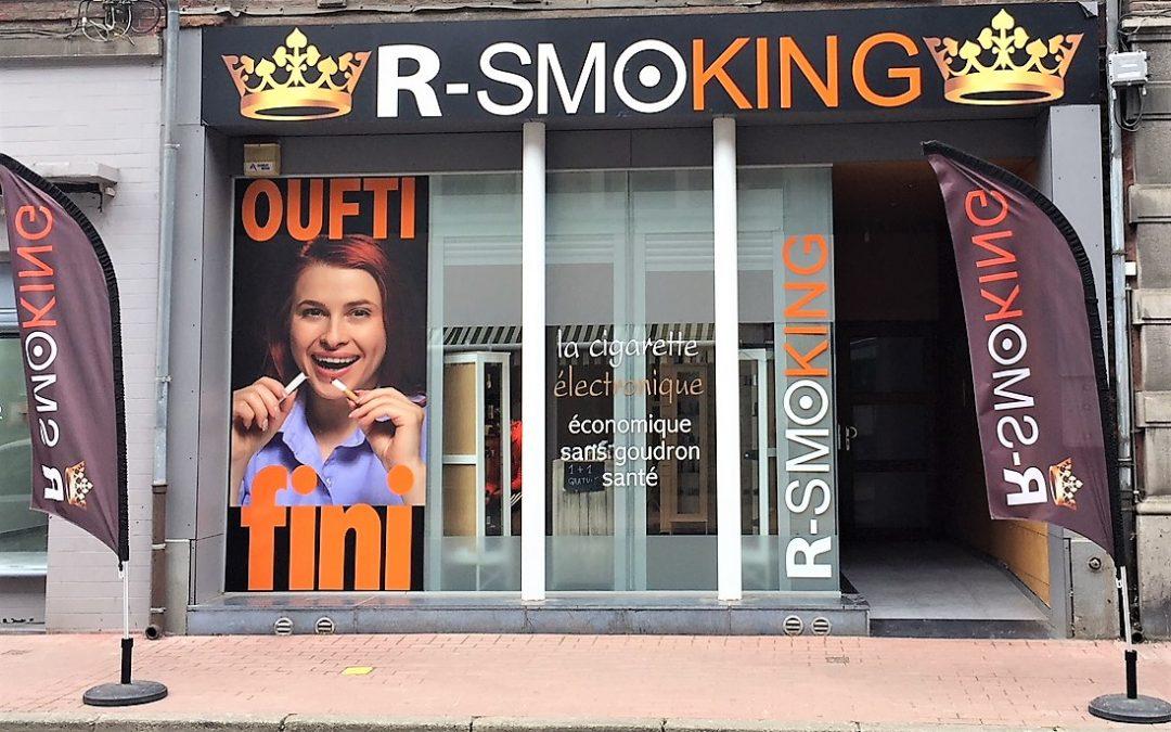 R-smoking : la cigarette électronique aux e-liquides à la base 100% végétale et bio