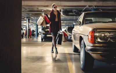 Tous les samedis : 2 heures gratuites dans le parking souterrain!