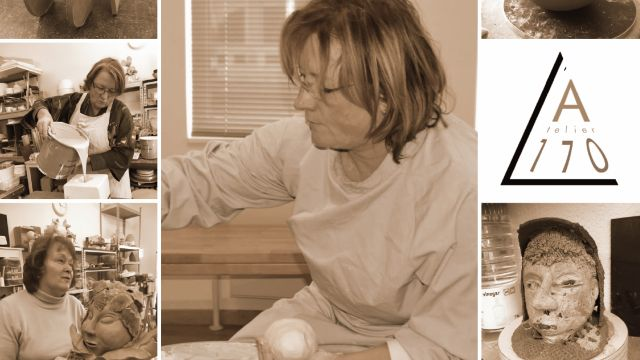 Appel au financement participatif: l'Atelier 170 a besoin d'un four céramique