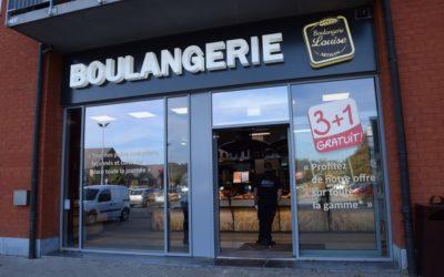 La boulangerie Louise vient s'implanter à Andenne