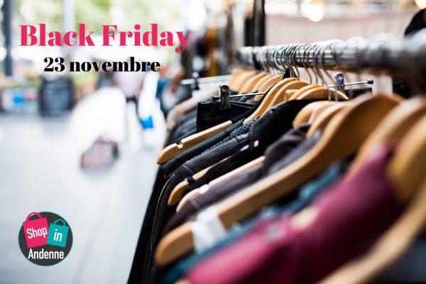 Ce 23 novembre, plusieurs commerçants andennais participent au Black Friday
