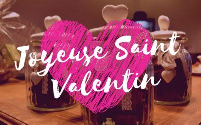 Trouver votre cadeau de Saint Valentin à Andenne, un jeu d'enfant!