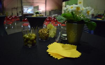 Les projets de Shop in Andenne présentés lors de l'Assemblée générale de promAndenne
