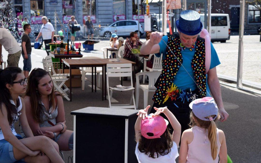 Découvrez le programme des animations organisées pour le «Weekend du Client» à Andenne