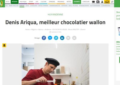 Ariqua Denis_L'Avenir