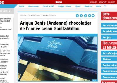 Ariqua Denis_La Meuse