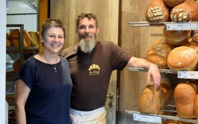 Ils offrent un biscuit à Andenne pour fêter leur 30ème année d'activité commerciale!