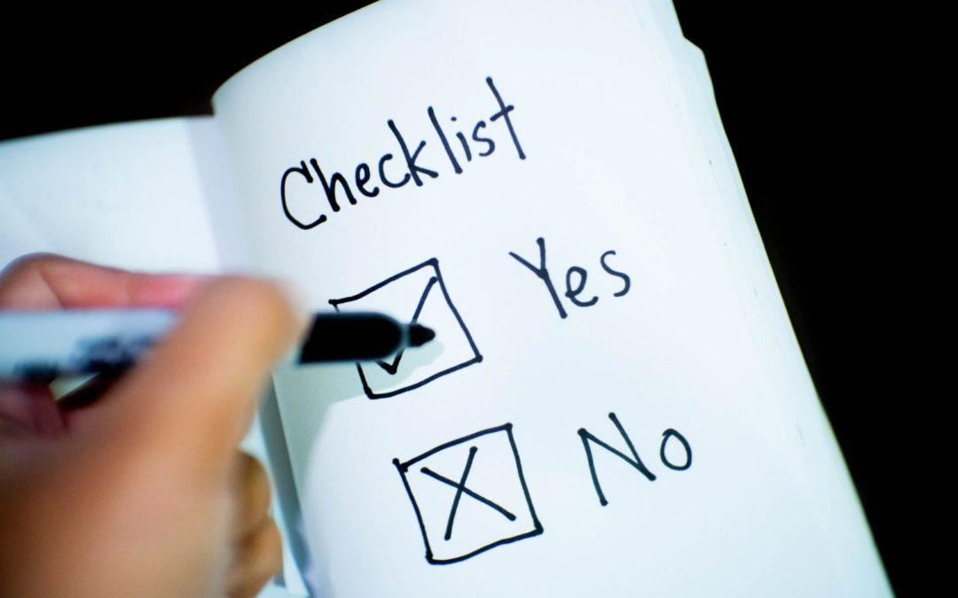 Coronavirus : Toutes les recommandations pour vos sorties pour les achats essentiels