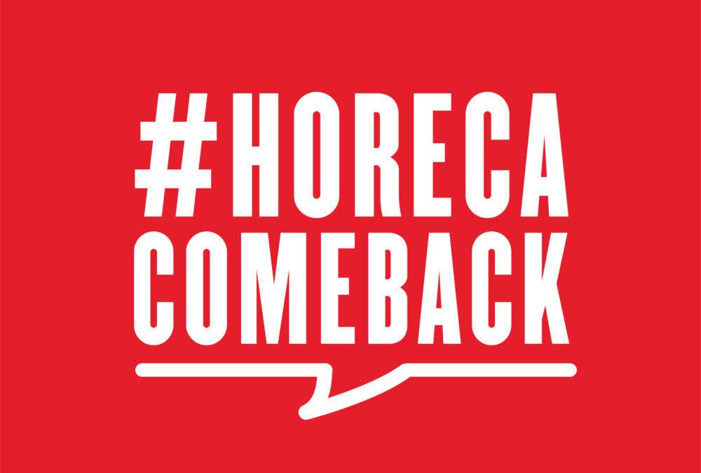 Coronavirus : HorecaComeback, une plateforme pour soutenir l'Horeca belge