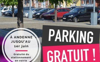 Coronavirus : pour soutenir la reprise du commerce, le parking sera gratuit jusqu'au 1er juin