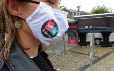 Coronavirus : Port du masque à nouveau obligatoire sur le domaine public
