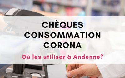 Coronavirus : chèques consommation, où et comment les utiliser à Andenne