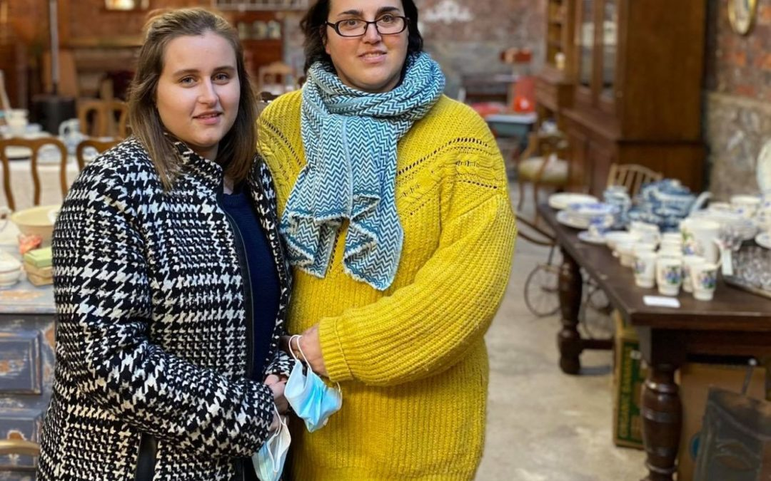 D'Andenne à l'Italie…les belles trouvailles du «Passé Déco Pausé» voyagent